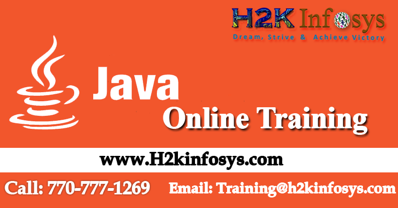 Best Java Online Training Course in USA