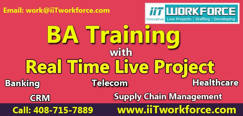 Business Analyst Real-time Project Workshop With J