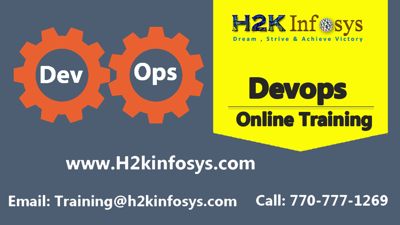 DevOps Online Training and Job Assistance