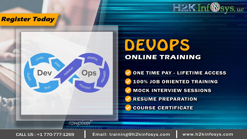 Devops Training for Promising Career