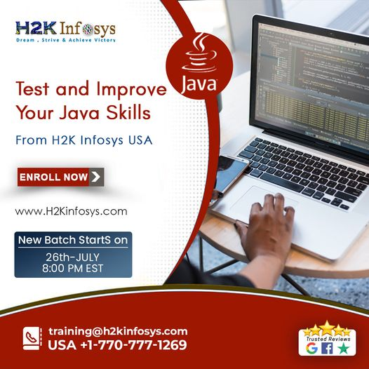 Get a better learning experience by learning Java