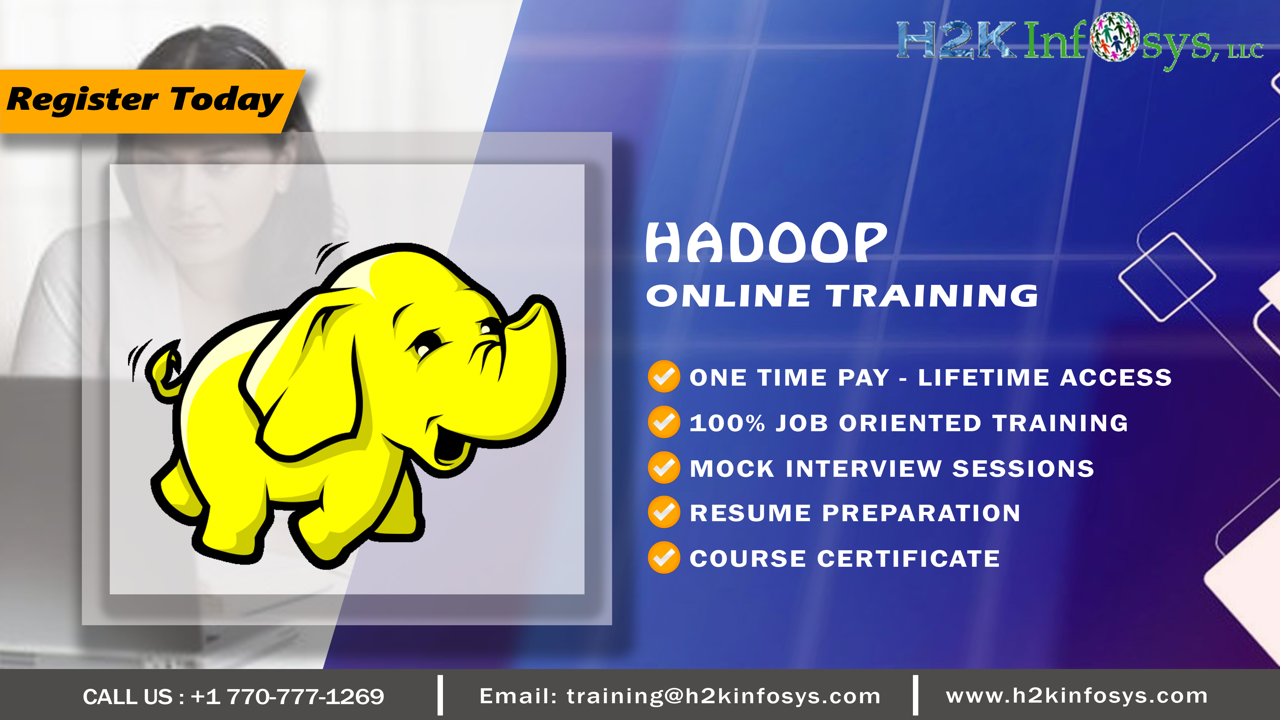 Hadoop Online Course with Placements Assistance