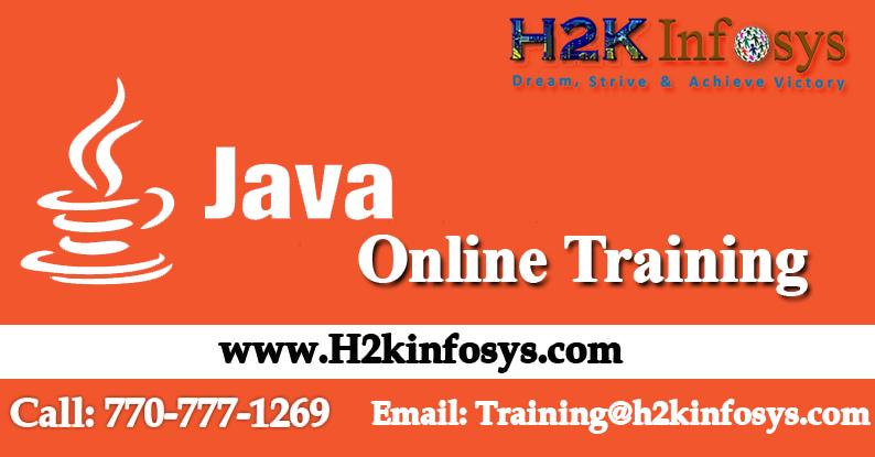 Java Online Training   J2EE Online Training in USA
