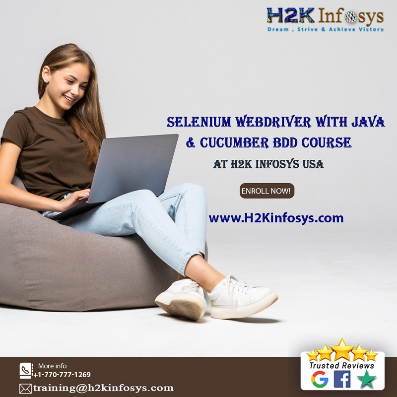 Learn Java effectively at H2K Infosys