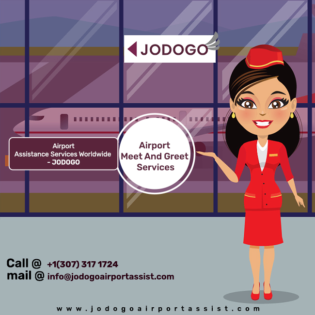 Meet and greet service in Dubai airport - jodogo