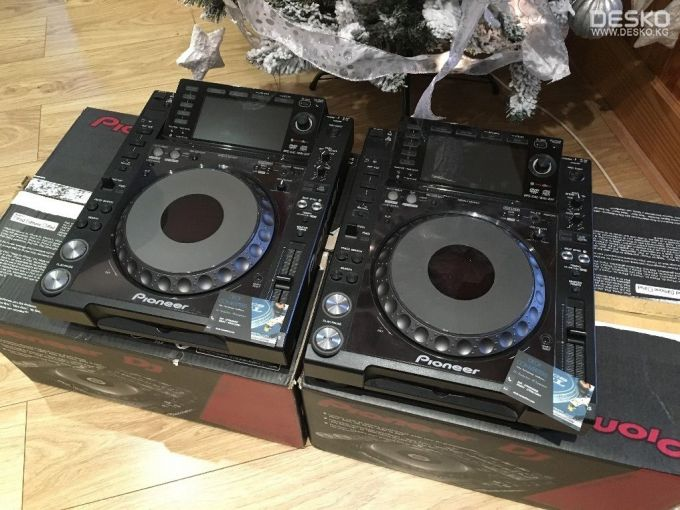 Pioneer CDJ-2000NXS2 Pro-DJ Multi Player Regular..