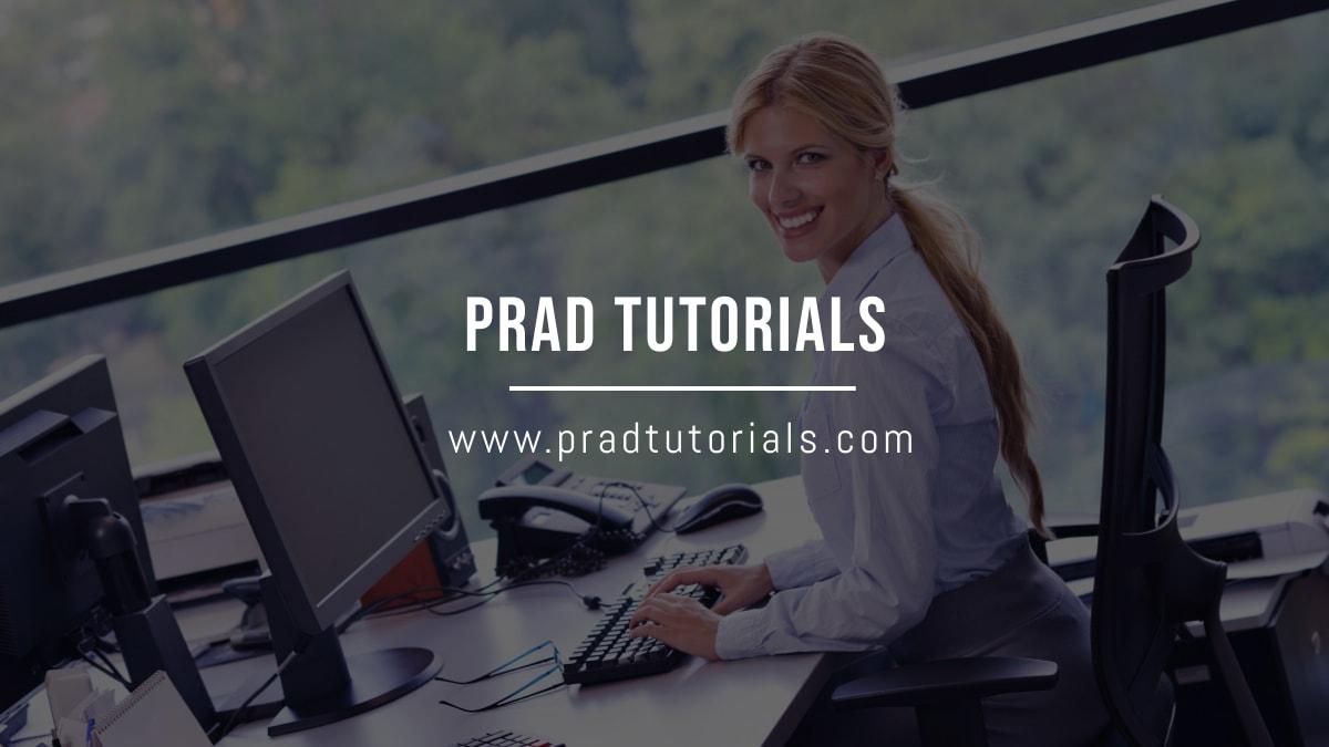 Prad Tutorials - Learn Free IT Tutorials