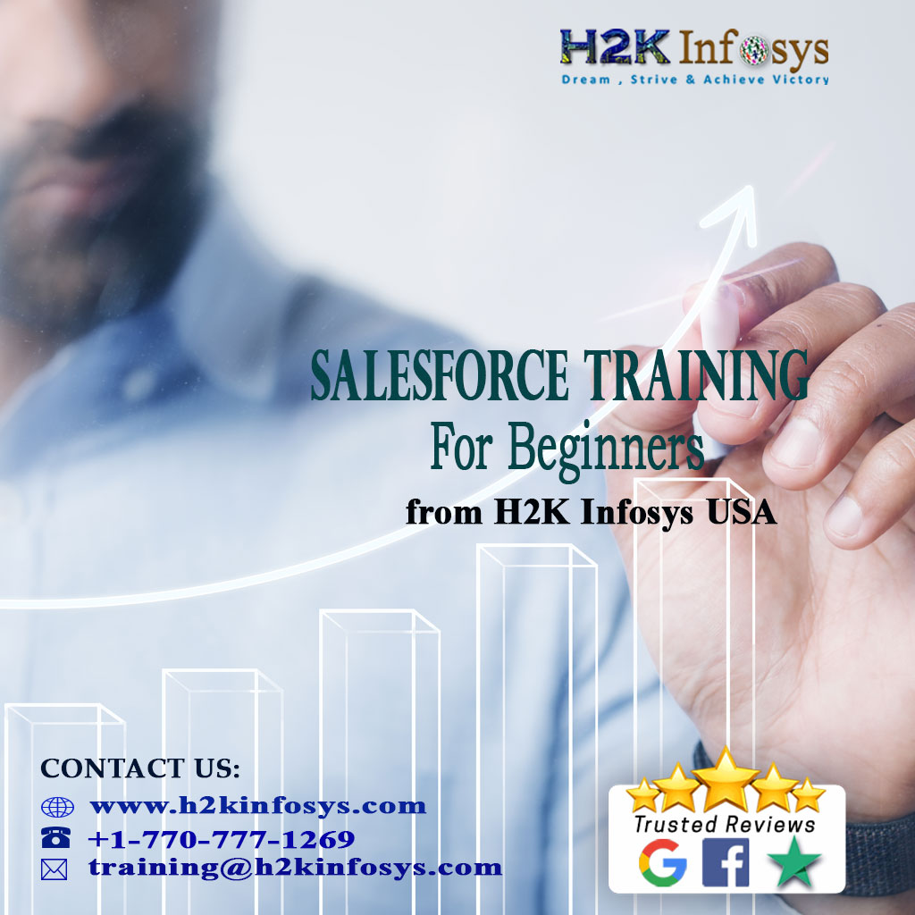 Salesforce Training for Beginners