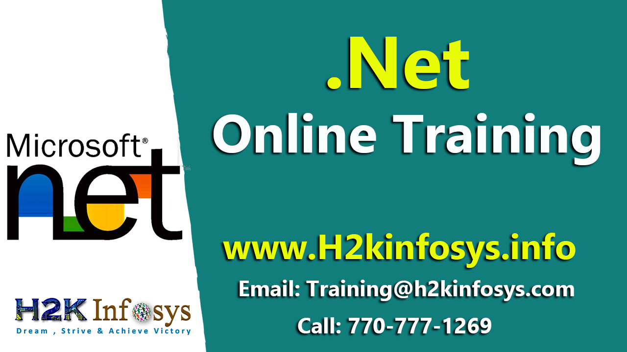 .Net Training Classes and Placement Assistance