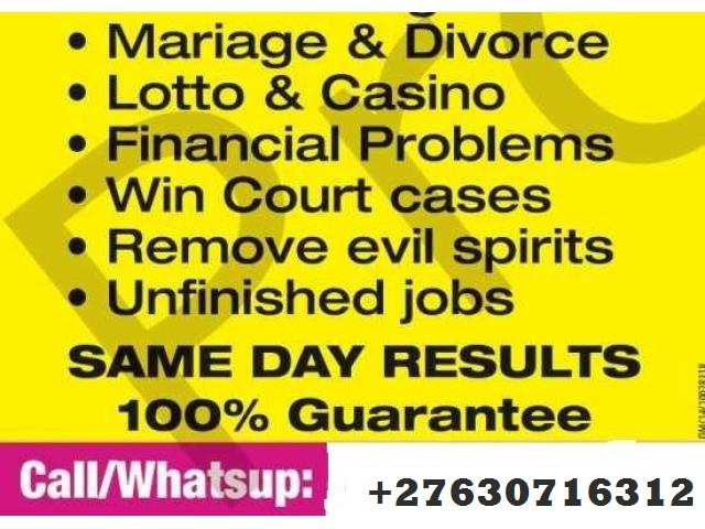ON LINE @ +27630716312 STRONGEST LOST LOVE SPELLS