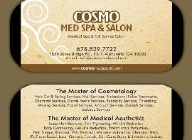 Cosmo Med Spa   Salon