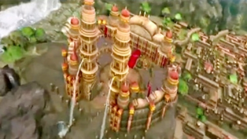 mahabharat 3d official trailer