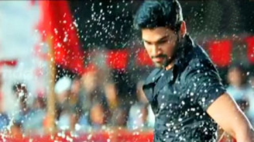alludu seenu theatrical trailer