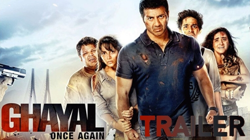 ghayal once again official trailer