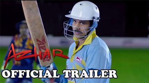 azhar official trailer