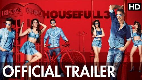 housefull 3 official trailer