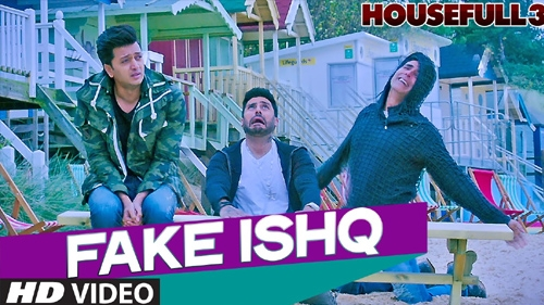 fake ishq video song housefull 3