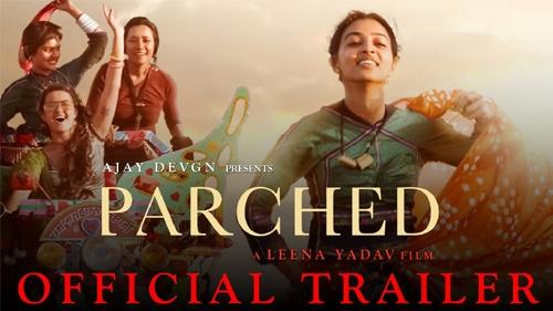 parched official trailer