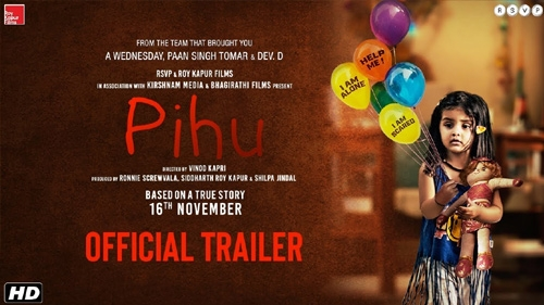 pihu official trailer
