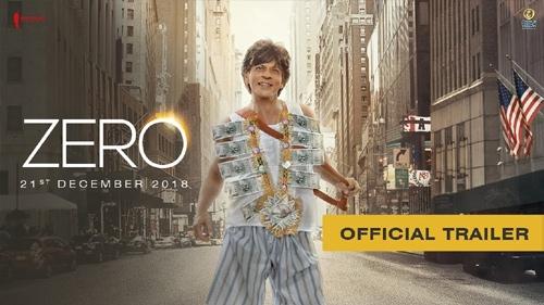 zero official trailer