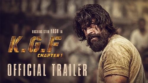 kgf telugu trailer