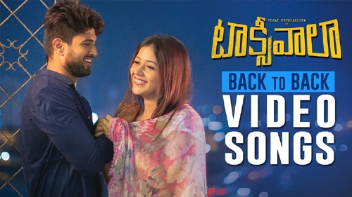 taxiwaala back to back video songs