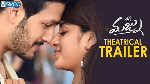 mr majnu theatrical trailer