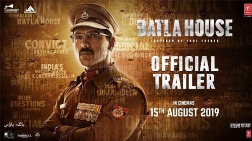 batla house official trailer