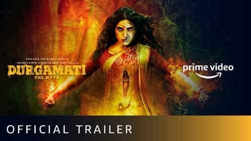 durgamati the myth official trailer