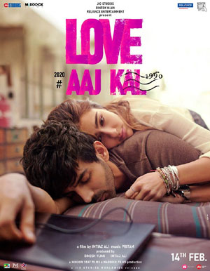 Love Aaj Kal Hindi Movie