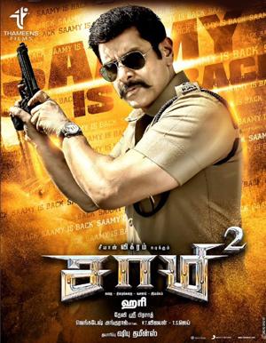 Saamy 2 Tamil Movie