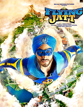 A Flying Jatt Movie Review