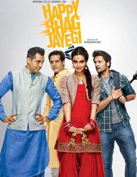 Happy Bhag Jayegi Movie Review