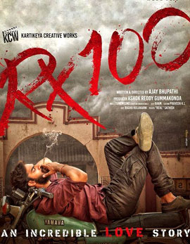 RX 100 Movie Review, Rating, Story, Cast and Crew