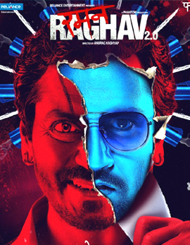 Raman Raghav 2.0 Movie Review
