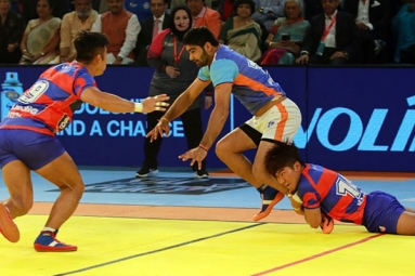 India Set To Host The 2019 World Kabaddi Cup