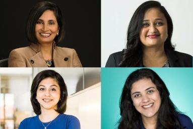 4 Indian-Origin Women in Forbes U.S. List of Top Women in Tech