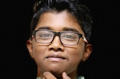 13-Yr-Old Indian Boy Owns Software Development Company in Dubai