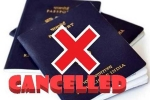 Passports of Five NRIs Revoked for Abandoning Wives Abroad