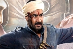 Ajay Devgn's look from RRR is Here