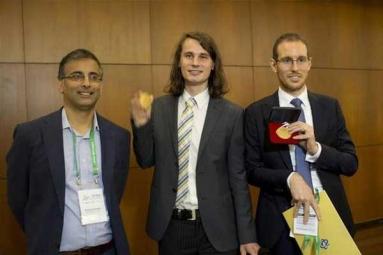 Indian-origin Mathematician Akshay Venkatesh Wins Fields Medal