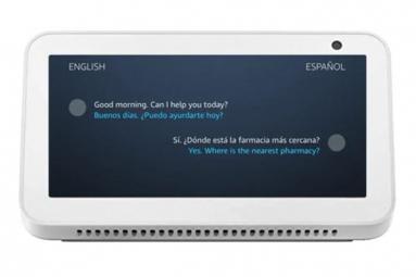 Amazon Alexa new feature- live translation