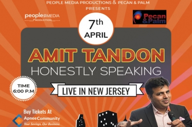 Amit Tandon Stand Up Comedy Live