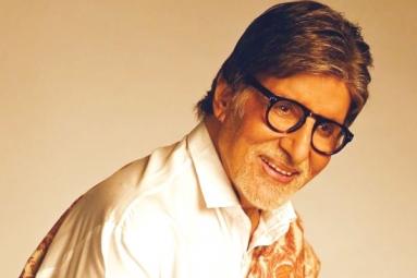 Big Surprise: Amitabh Bachchan in Prabhas' Film