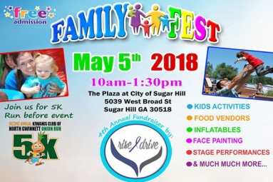4th Annual Rise and Drive Family Festival