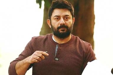 Aravind Swamy Turns Antagonist For Megastar?