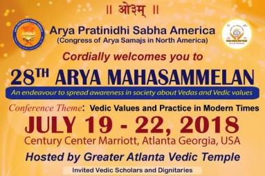 28th Arya Maha Sammelan