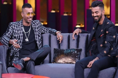 BCCI Show Cause Notice to Pandya, Rahul Over Sexist Remarks