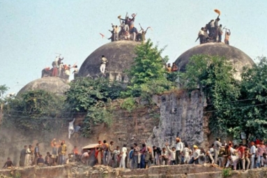 Discharge Application In Babri Masjid Case Dismissed