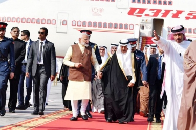 Bahrain Pardons 250 Indian Prisoners on Modi's Visit
